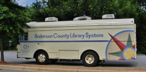 Bookmobile- West Market School of Early Education @ Anderson | South Carolina | United States