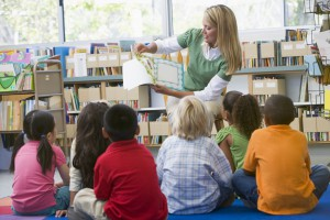 Family Story Time @ Lander Memorial Branch | Williamston | South Carolina | United States