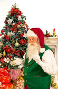 Stories with Santa! @ Main Library | Anderson | South Carolina | United States